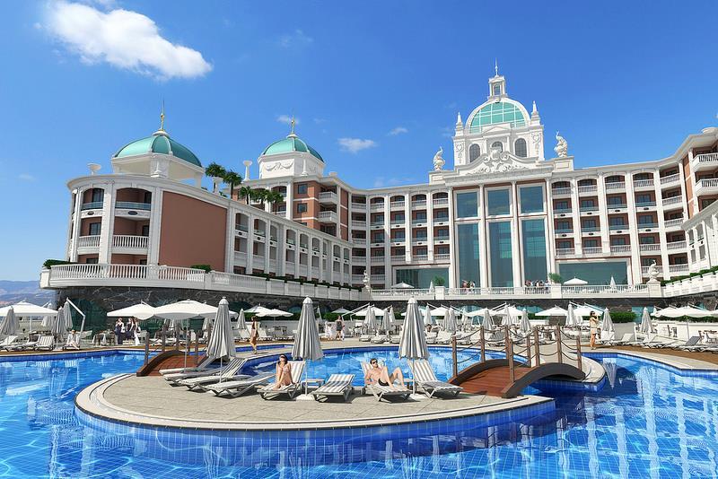 Litore Resort Hotel Spa Alanya Antalya Turkey
