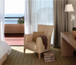Dhome familjare Comfort suite pamje  nga deti me 2 dhoma gjumi