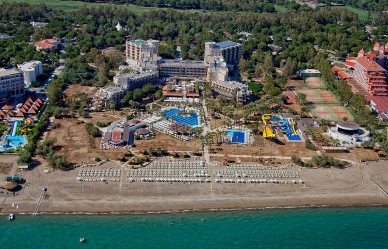 Crystal Tat Beach Golf Resort & Spa, Belek, Antalya, Turkey