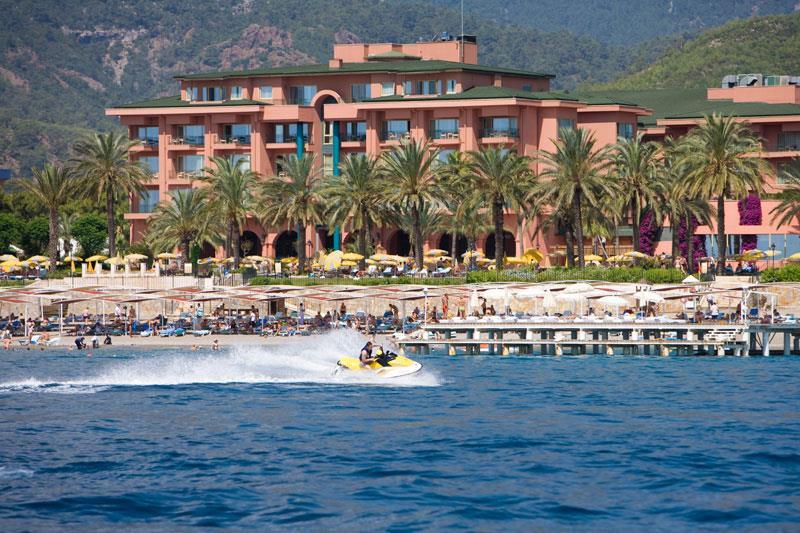 Fantasia Hotel Deluxe Kemer Kemer Antalya Turkey