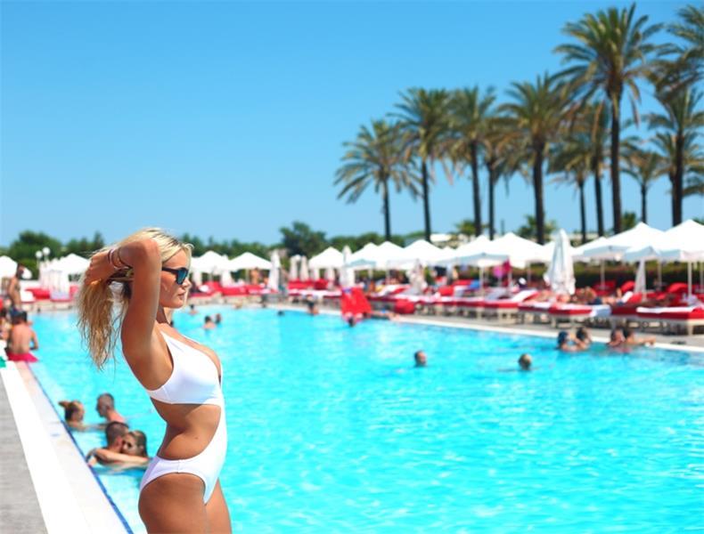 aydinbey famous resort belek türkei
