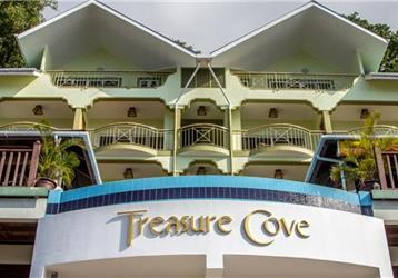 Treasure Cove Hotel (+10 vjec)