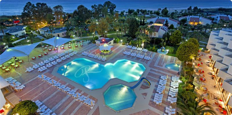 hotel ephesia beach club kusadasi