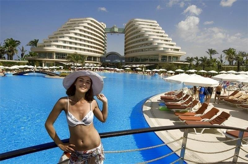 miracle resort lara homepage