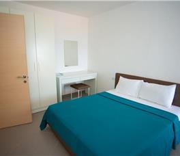 Apartament Me nje dhome gjumi me pamje nga deti